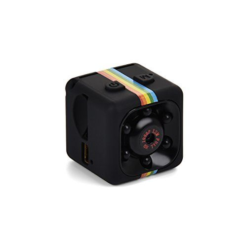 photo Wallpaper of Funkprofi-Funkprofi Mini Kamera, 1080P Full HD Mini Surveillance Cam Sport Mini-Sq11 Mini Kamera