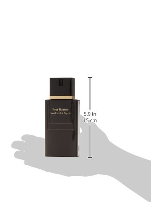 photo Wallpaper of VAN CLEEF-VAN CLEEF VAN CLEEF HOMME Agua De Tocador Vaporizador 100 Ml-