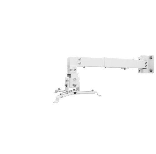 photo Wallpaper of Brateck-Videoprojektor Beamer Deckenhalterung Wandhalterung Weiß Für BenQ W1100-schwarz/glänzend (klavier-look)