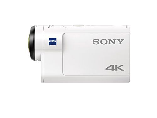 photo Wallpaper of Sony-Sony FDR X3000RFDI 4K Action Cam (mit RM LVR3 Live View-Weiss