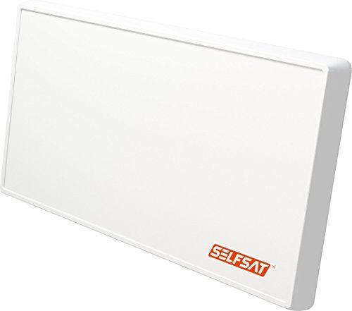 photo Wallpaper of Selfsat-Selfsat H21dCSS+ Unicable 2 Antenne (inkl. 2 Legacy Ausgängen) Weiß-weiß