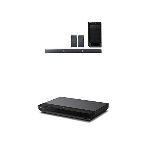 photo Wallpaper of Sony-Sony HT RT3 5.1 Kanal Soundbar + Sony UBP X700 4K Ultra HD Blu-