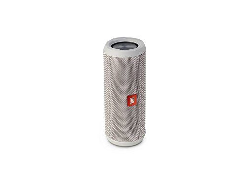 photo Wallpaper of JBL-JBL Flip 3 Spritzwasserfester Tragbarer Bluetooth Lautsprecher Mit Außerordentlich Kraftvollem-Grau