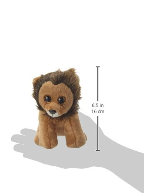 photo Wallpaper of Carletto Ty-Carletto Ty 42133   Cecil Beanie Babies Löwe, 15 Cm, Braun-
