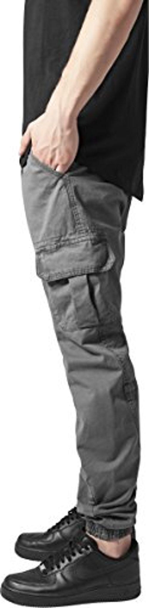 photo Wallpaper of Urban Classics-Urban Classics Herren Hose Cargo Jogging Pants, Darkgrey, 3XL-Darkgrey