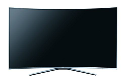 photo Wallpaper of Samsung-Samsung KU6509 123 Cm (49 Zoll) Curved Fernseher (Ultra HD, Triple Tuner, Smart-silber