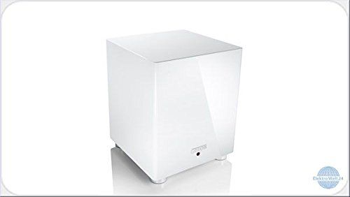 photo Wallpaper of Canton-Canton Subwoofer Sub 601 Weiss Hochglanz-