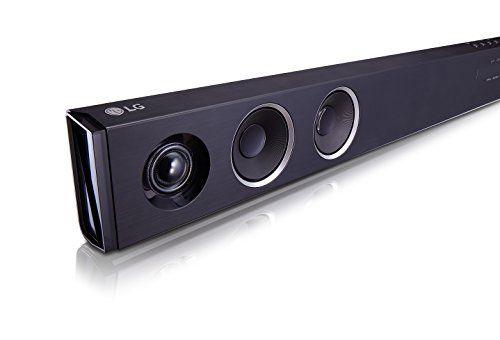 photo Wallpaper of LG Electronics-LG SJ3 2.1 Soundbar (300 Watt, Bluetooth, Kabelloser Subwoofer) Schwarz-schwarz