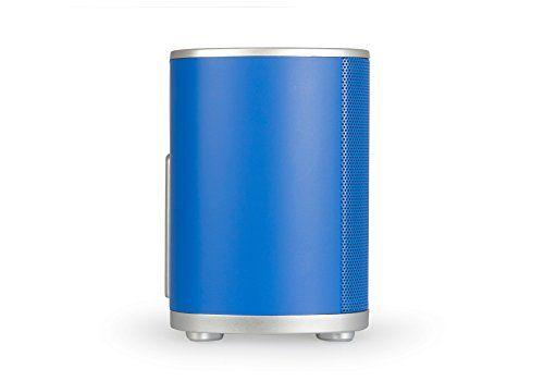 photo Wallpaper of Blaupunkt-BLAUPUNKT BT 600 BL BL Bluetooth Lautsprecher Mit NFC, AUX IN, 2x 8 Watt-Blau