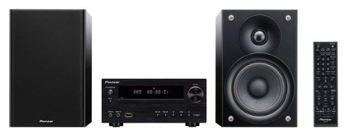 photo Wallpaper of Pioneer-Pioneer X HM51 K Micro System (2x 50 Watt, Bluetooth, USB)-schwarz