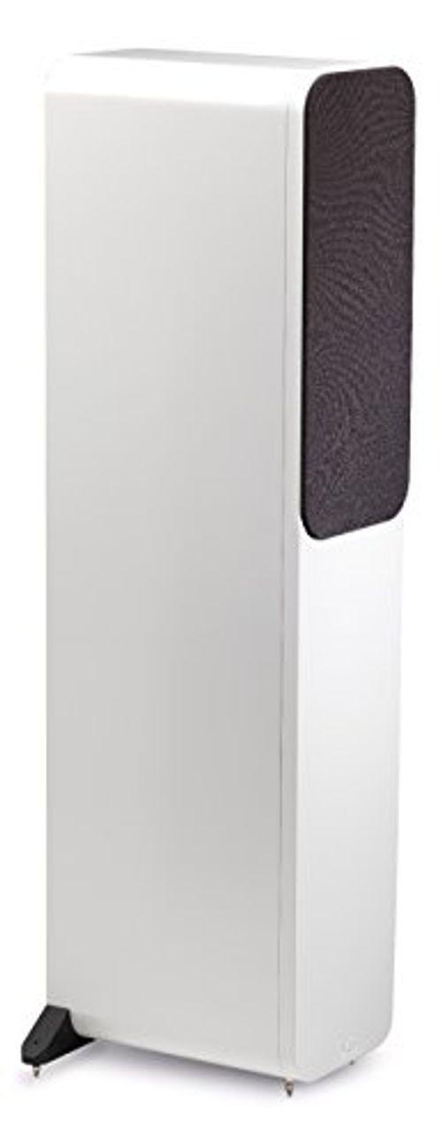 photo Wallpaper of Q Acoustics-Q Acoustics 305025W Weiß Lautsprecher–Lautsprecher (Lautsprecher, XLR, Boden, 2,5cm, 16,5cm,-weiß