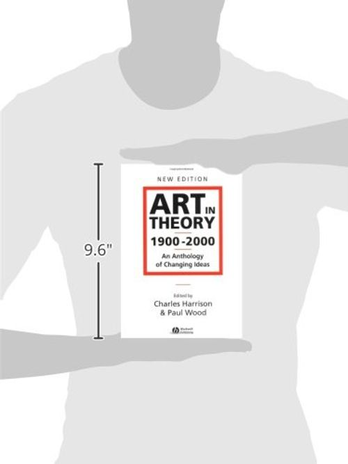 photo Wallpaper of -Art In Theory 1900   2000: An Anthology Of Changing Ideas-