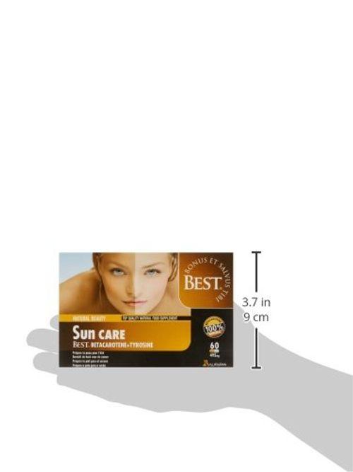 photo Wallpaper of BONUS ET SALVUS TIBI (BEST)-Sun Care 60 Cápsulas Bronceado-
