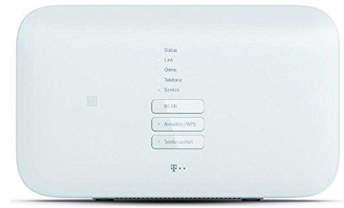 photo Wallpaper of Deutsche Telekom-TELEKOM Speedport Smart ADSL2+ VDSL2+ Gigabit WLAN (bis 2.100 Mbit/s) 1x-Weiß