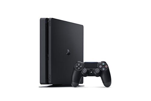 photo Wallpaper of Sony Interactive Entertainment-PlayStation 4    Konsole (500GB, Schwarz, Slim, F Chassis) Inkl. 2 DualShock-