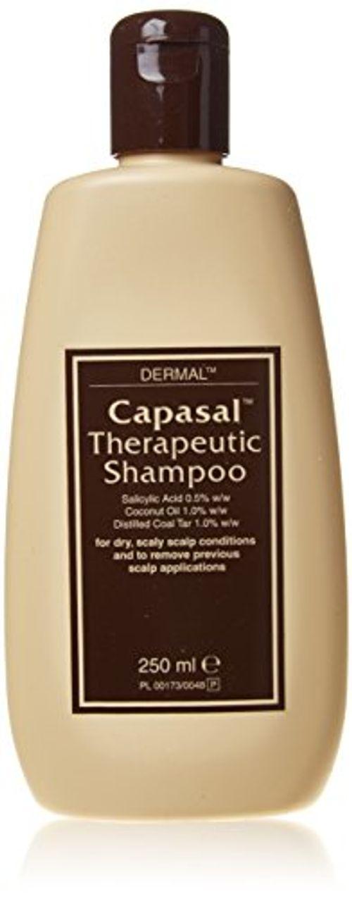 photo Wallpaper of Laboratoires Dermal-Capasal Therapeutic Shampoo 250ml-