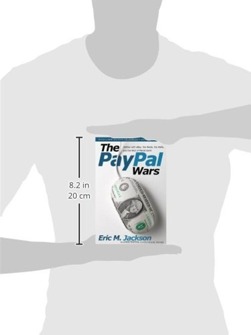 photo Wallpaper of -The Paypal Wars: Battles With Ebay, The Media, The Mafia, And The Rest-