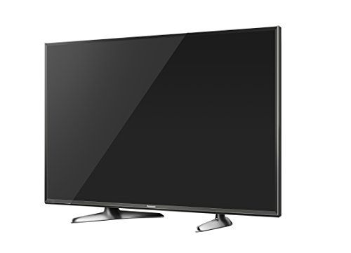 photo Wallpaper of Panasonic-Panasonic TX 49DXW604 Viera 123 Cm (49 Zoll) Fernseher (4K Ultra HD,-Glossy Black with Silver Line