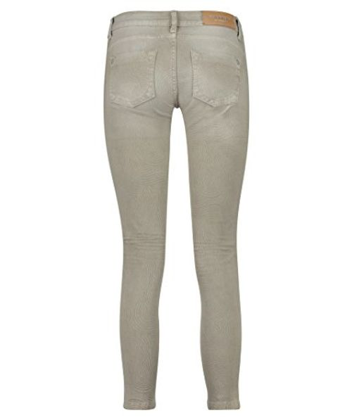 photo Wallpaper of BlueFire-BlueFire Damen Hose Alicia Super Tight Jacquard Skinny Fit Sand (21) 29/28-Sand