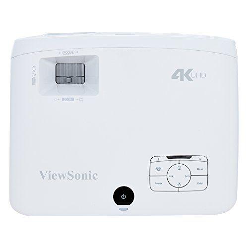 photo Wallpaper of ViewSonic-Viewsonic PX747 4K UHD Heimkino DLP Projektor (4K, 3.500 ANSI Lumen, 2x-weiß