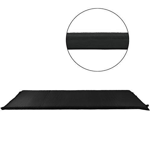 photo Wallpaper of ALPIDEX-ALPIDEX Isomatte Selfinflating Matte Selbstaufblasende Outdoor Thermomatte In Verschiedene Größen-black