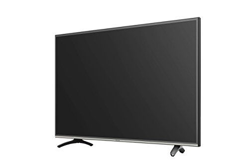 photo Wallpaper of Hisense-Hisense H49MEC3050 123 Cm (49 Zoll) Fernseher (Ultra HD, Triple Tuner, Smart TV)-Anthrazit mit Zierleiste