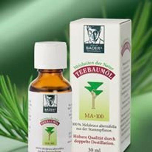 photo Wallpaper of Ralf BADERs Gesundheit-BADERs Teebaumöl MA 100 De La Farmacia. Aceite Del árbol-