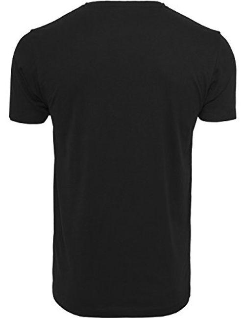 photo Wallpaper of Mister Tee-Mister Tee Herren T Shirt Kurzarm 2Pac All Eyez On Me, Black, L,-Black