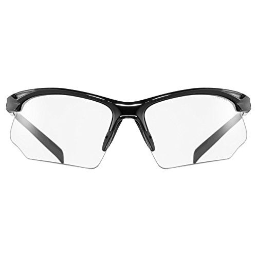 photo Wallpaper of Uvex-Uvex Sportbrille Sportstyle 802 Vario-Black/Smoke