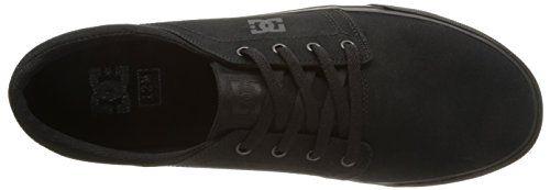photo Wallpaper of DC Shoes-DC Shoes Herren Trase Tx Low Top Sneaker, Schwarz (Black/Black/Black-Schwarz (Black/Black/Black 3bk)