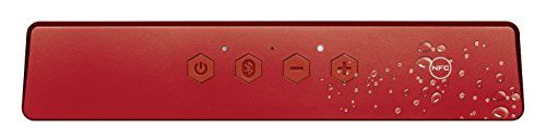 photo Wallpaper of Creative-Creative MUVO Mini Mobiler Bluetooth Lautsprecher (Wetterfest, Mit NFC) Für Smartphone Und Tablet-Rot