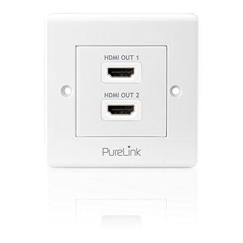 photo Wallpaper of PureLink-PureInstall PI105 High Speed HDMI Anschluߟdose Mit Ethernet Kanal (HDMI A Buchse Auf HDMI-Anschlußdose