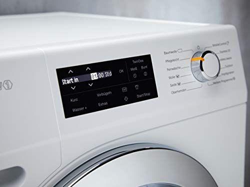 photo Wallpaper of Miele-Miele WWE 320 WPS Waschmaschine Frontlader/A+++/157 KWh/Jahr/1400 UpM/8 Kg Schontrommel/59min Waschprogramm Mit PowerWash-