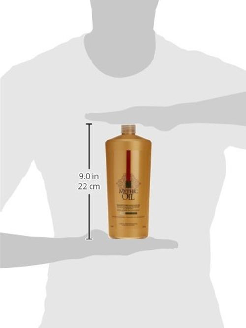 photo Wallpaper of L'OREAL MYTHIC OIL-MYTHIC OIL CHAMPU CABELLOS GRUESOS 1000ML-