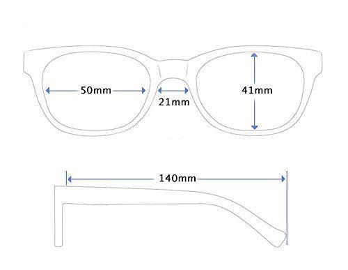 photo Wallpaper of RAINBOW SAFETY-Progresivas Múltiple Focus Gafas De Lectura Rainbow® / Vidrios Multifocus Multifocales-Black-Blue