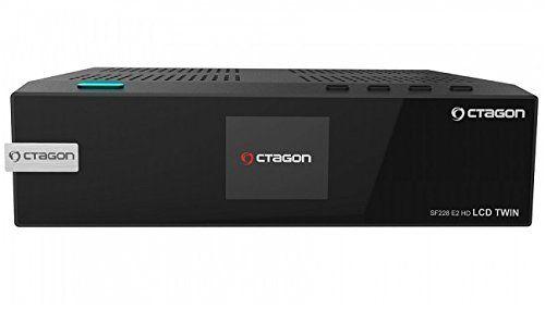 photos of Octagon SF228 Twin LCD E2 Full HD Linux Receiver, 2x DVB S2 Sonderangebote Kaufen   model Receiver or Amplifier