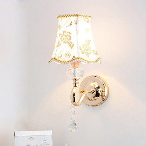 photo Wallpaper of Unbekannt-DZ Einfache Und Stilvolle Led Wandleuchte Kreative Warme Nacht Schlafzimmer Lichter Studie-Einzelner Kopf