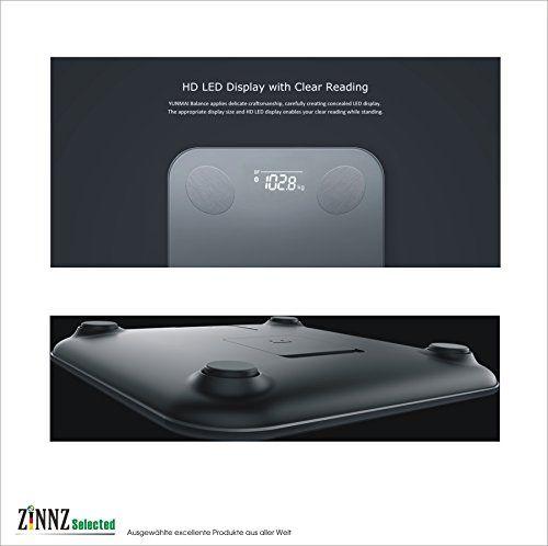 photo Wallpaper of ZINNZ-Yunmai Mini 2yunmai Balance Smart Báscula Báscula De Análisis Corporal De-blanco