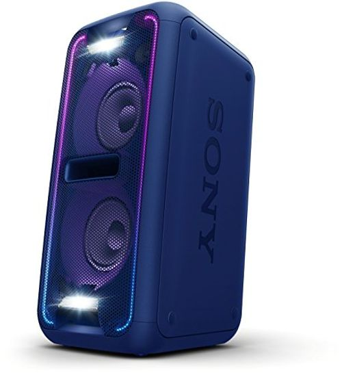 photo Wallpaper of Sony-Sony GTK XB7 Leistungsstarkes One Box Party Soundsystem (470 Watt Ausgangsleistung,-blau