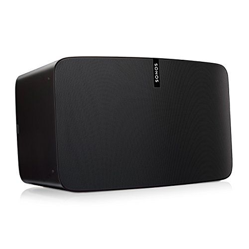 photo Wallpaper of Sonos-Sonos PLAY:5 WLAN Speaker Für Musikstreaming (Schwarz)-schwarz