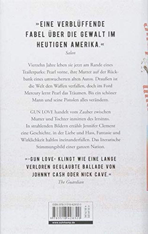 photo Wallpaper of Suhrkamp-Gun Love-