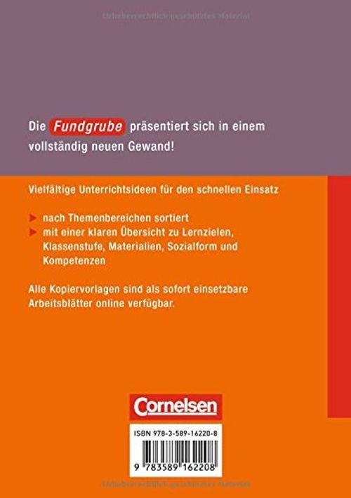photo Wallpaper of -Fundgrube   Sekundarstufe I: Fundgrube Musik: Buch Mit Kopiervorlagen-