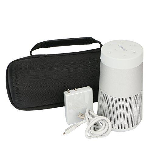 photo Wallpaper of Co2Crea-Für Bose SoundLink Revolve Bluetooth Lautsprecher Reise Lagerung Tragen Taschen Hülle-Schwarz