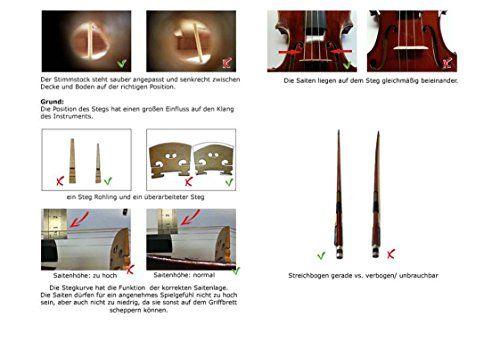 photo Wallpaper of Sinfonie24-Sinfonie24 Geige/ Violine Für Kinder/Schüler Aus Hamburger Geigenbau Manufaktur 1/4-