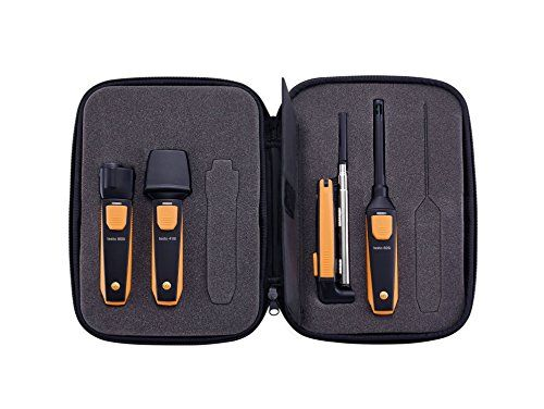 photo Wallpaper of Testo SE & Co.KGaA-Testo Smart Probes Klima Set ( 405i/ 410i/ 605i/ 805i), 0563-