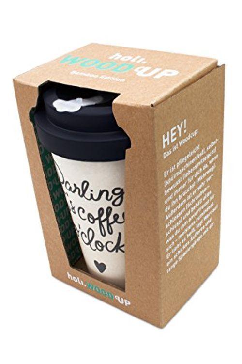 photo Wallpaper of holi.-Holi. Coffee To Go Bambus Becher Mit Schraubdeckel, Verschluss Möglichkeit |-Darling New Black