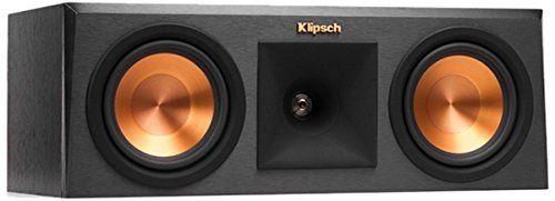 photo Wallpaper of Klipsch-Klipsch RP 250C Center Lautsprecher, Farbe: Schwarz-schwarz