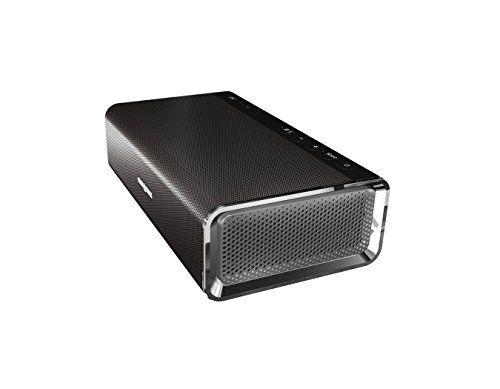 photo Wallpaper of Creative-Creative Sound Blaster Roar SR20A Tragbarer Bluetooth Lautsprecher (NFC Funktion/AAC/aptX, 5 Treiber, Integrierter-schwarz