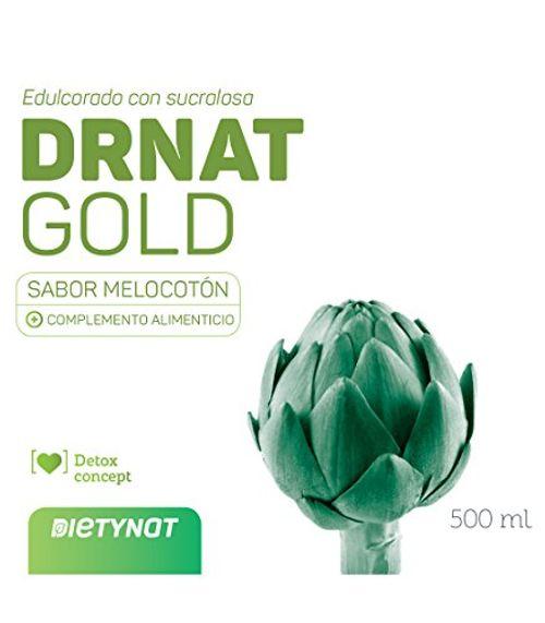 photo Wallpaper of DIETYNAT-DRNAT GOLD. Jarabe DETOX. Diuretico Y Drenante. (Alcachofa, Cola De Caballo, Diente De León,-