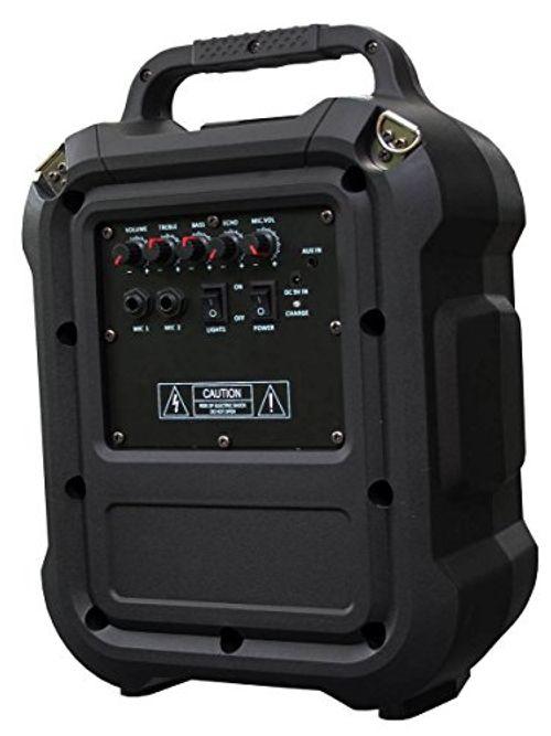 photo Wallpaper of E-Lektron-E Lektron EL16 P Tragbare Soundanlage USB/Bluetooth PA Soundsystem Mit-
